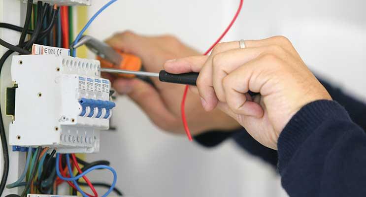 Picture of Infraestrutura Elétrica